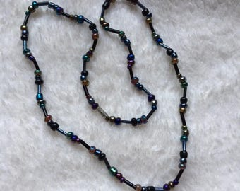 Black seed necklace