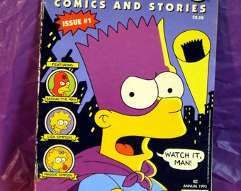 The Simpsons, issue #1