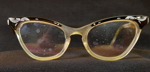 Vintage Marine cat eye glasses