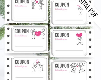 photograph regarding Free Printable Kinky Coupons named Filthy coupon codes Etsy