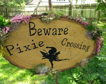 Pixie Crossing