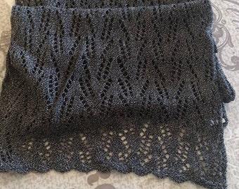 Handmade Crochet woman scarf