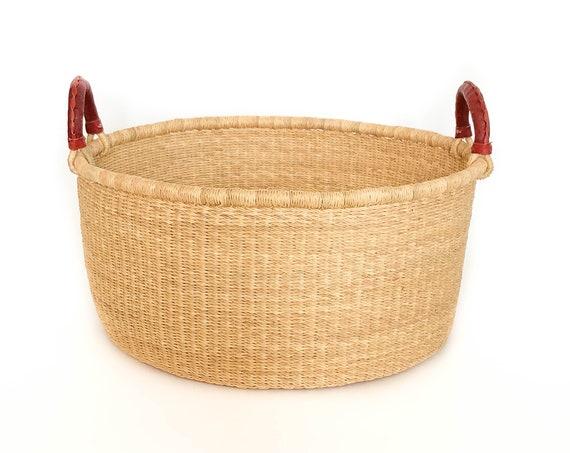 Kwasi Basket with Handles