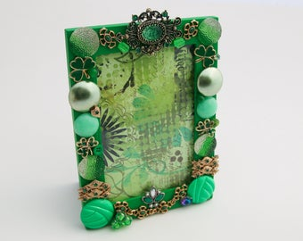 Irish-Themed Picture Frame