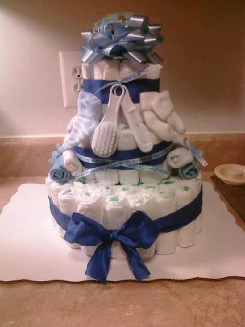 Unique Diaper Cake Baby shower diaper cake-diaper cake for boys