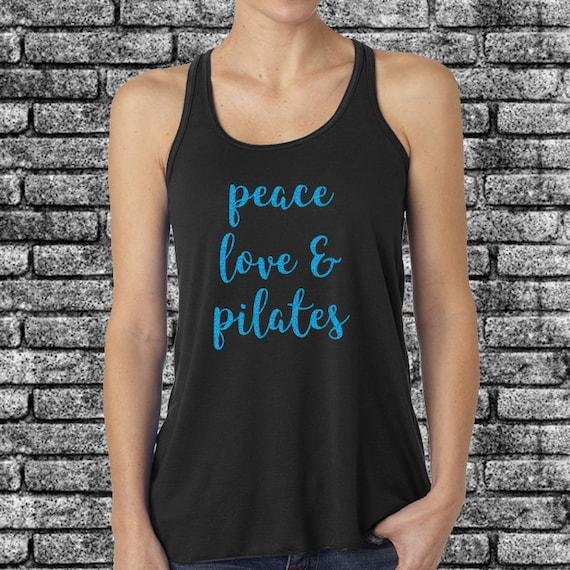 59beacdeb5694c Peace Love   Pilates Glitter Flowy Tank Top Yoga Barre