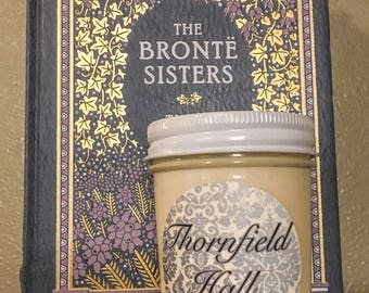 100% Soy Jane Eyre Thornfield Hall Inspired Scented Candle