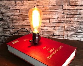 lampesoriginales presents vidal 1986! mounted lamp