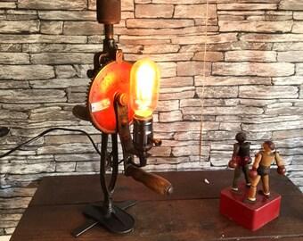 Drill a Mano por lampesoriginales .com
