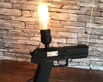 lampesoriginales you present the GUN! Monte lamp