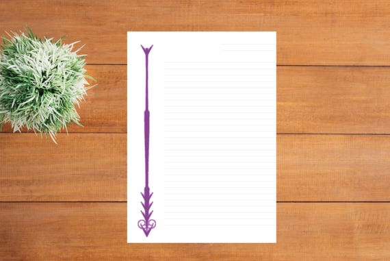 It's just an image of Notebook Paper Printable with regard to downloadable