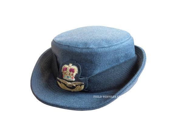 a941ce37e4a Royal Air Force Officers Woman s RAF Cap Hat Size 55 cm