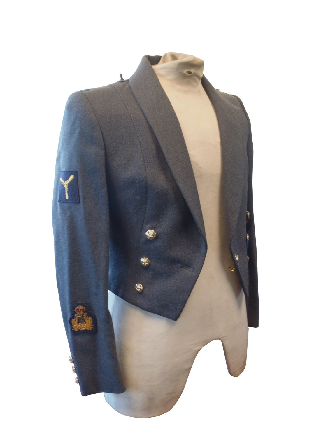 Genuine British RAF Royal Air Force Number 5 No5 Mess Dress Trousers All Sizes
