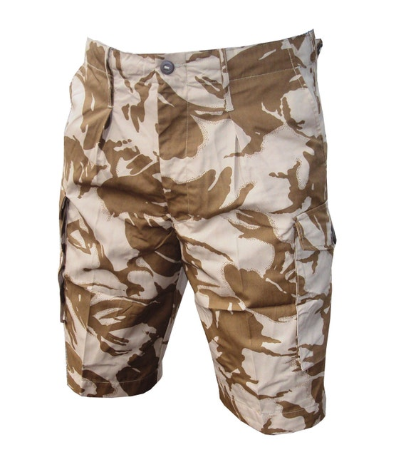 SABBIA Deserto//Camuffamento Tropicale SHIRT//Jacket-BRITANNICA//Militare//Military-vendita