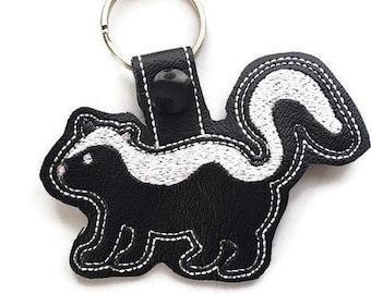 SKUNKS Key Fobs really cute keychains