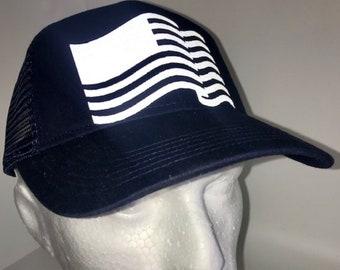 Reflective American Flag Cap