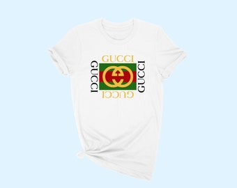 3539f2a2b90a9 Infant Toddler Youth Size Gucci Inspired Gucci Box T Shirt Tee Tshirt  Streetwear Plus Size Hiphop Swag Casual Vintage 90s Skateboard