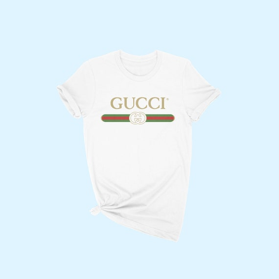 77bb61a1cab54 Infant Toddler Youth Size Gucci Inspired T Shirt Tee Tshirt