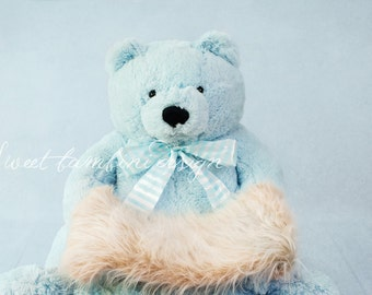 Blue Bear Etsy