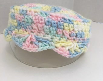 Baby Beret -pastel