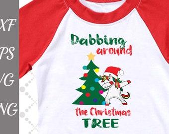 8df5ac84e Dabbing Around The Christmas Tree: