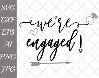 getting married svg etsy