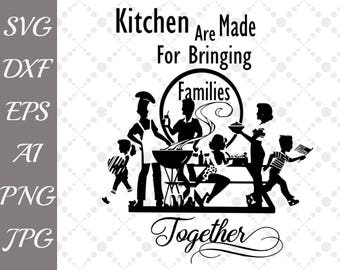 Cooking Is Love Made Visible Svg Cooking Svg Etsy