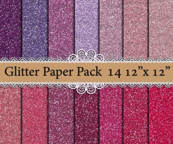 image regarding Printable Glitter Paper named Crimson Glitter electronic paper: \