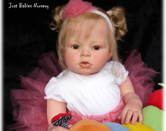 CUSTOM REBORN TODDLER ~ Arianna By Reva Schick ~ 6 month layaway