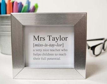 Teacher meaning | Etsy
