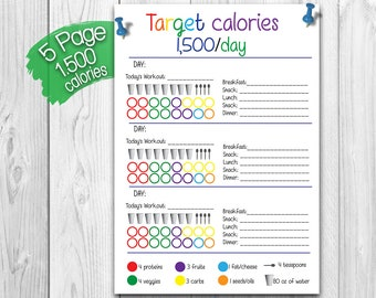 inspired by 21 day fix bundle 1500 calorie bracket shopping list measurement tracker and more