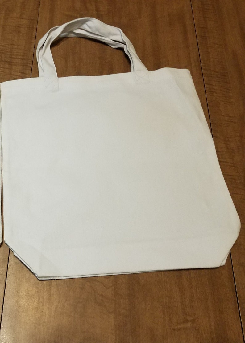 vinyl tote cotton canvas bag market bag purse pink white butterfly hand bag print flower