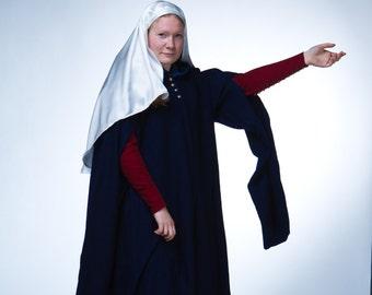 Medieval Women's Garde-corp (medieval dress, 13-14c, Europe) Гардкорп (реконструкция, 13-14 вв, Европа)