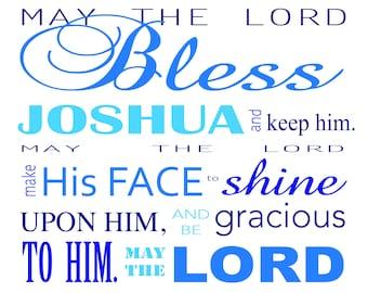 Personalized Prayer