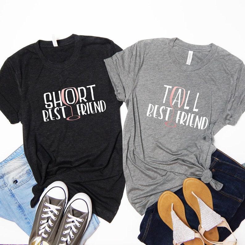 451409978ca Best Friend Gift Best Friends Shirts Wine Shirts