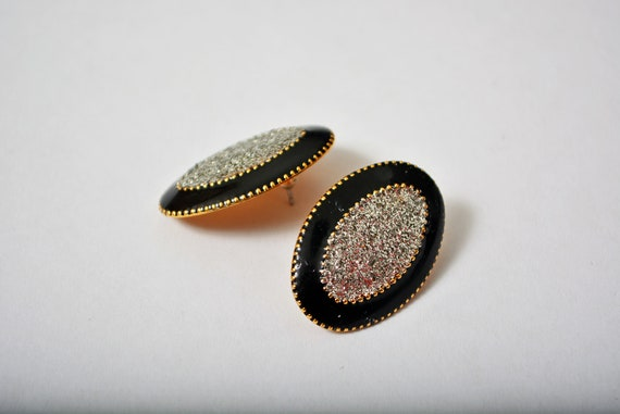 studs Vintage earrings from the 80s