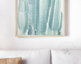 Desert Wall Art, Minimalist Cactus Photography, Cactus Wall Art, Desert Print, Cactus Print, Cactus Art, Cacti Decor, Natural Neutral