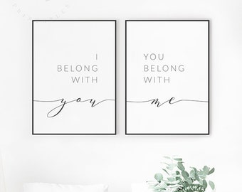 Bedroom Quotes Etsy