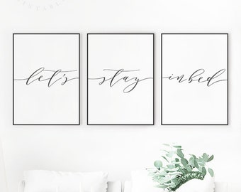 a2e15459c72 Lets Stay in Bed Printable