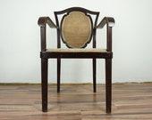 Rare armchair by Otto Prutscher THONET