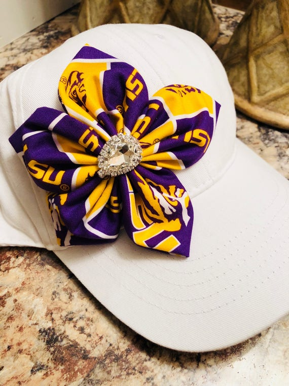 LSU baseball cap women s baseball cap Louisiana state  85ed592a74