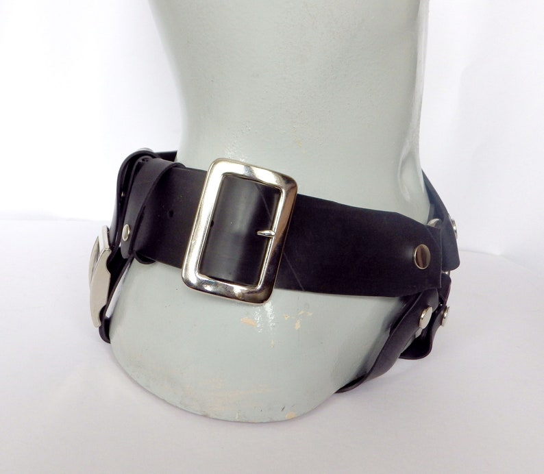 Strapon Harness: Eco Vegan Soft Rubber Strap On Harness. image 0