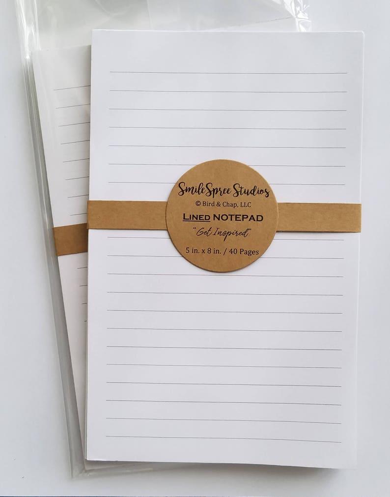 notebook handmade notes handmade notepad note pad magnetic pad blank notepad notepad writing pad magnetic notepad lined notepad