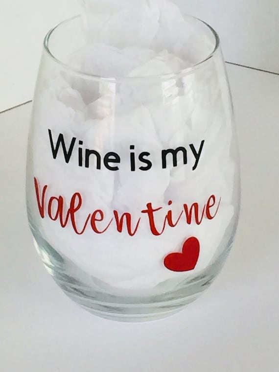 Funny Wine Glass Stemless Glass Funny Wine Quotes Wedding Etsy