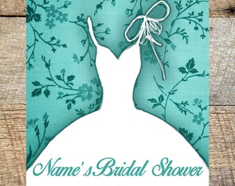 bridal shower game pass the book poem game teal floral white dress pass the gift song winner of gift and game is determined by poem