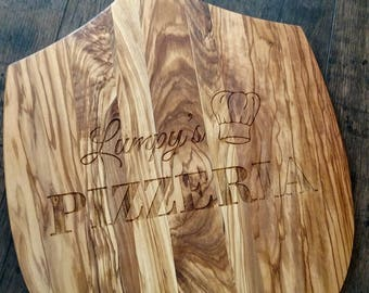 Engraved Pizza Board