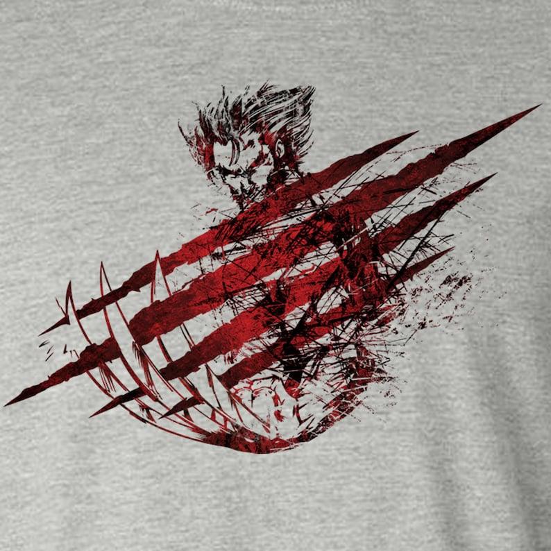 ef9b746c7 Wolverine T-shirt Xmen shirts Marvel shirts men and women | Etsy