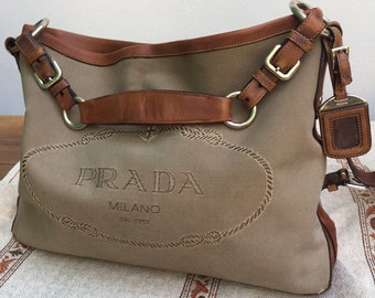 ac41dc690befa Prada crossbody bag | Etsy
