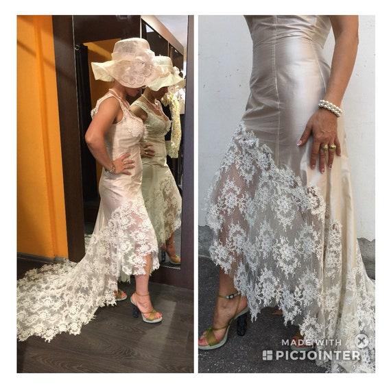 Wedding dress wedding dress Bohemian wedding dress