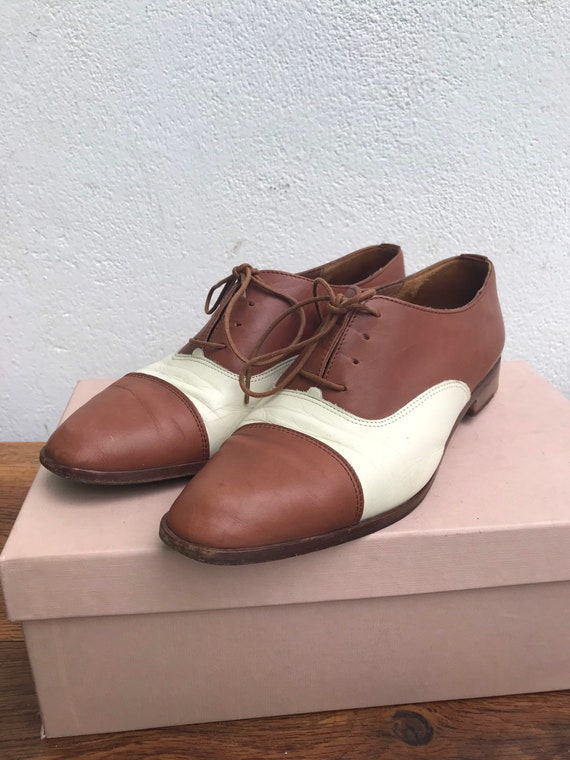 FRENCH LOW SHOES | Vintage Leather Oxford | Luxury